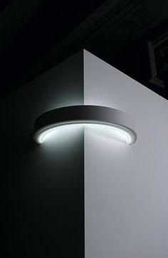Corner Wrap Wall Light