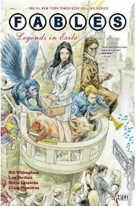 Fables vol 1: Legends In Exile (New Ed'n)