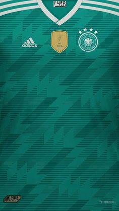 Football Is Life, World Football, Football Kits, Sport Football, Football Jerseys, Team Wallpaper, Football Wallpaper, Germany Kit, Camisa Arsenal
