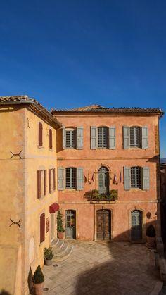 Roussillon, Luberon, Provence