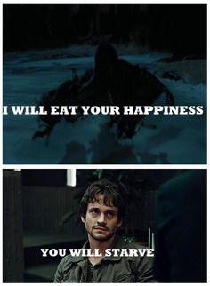 Poor Will #hannibal humor :D