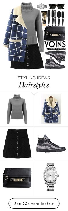 """Yoins.com"" by oshint on Polyvore featuring Converse, Proenza Schouler, Ray-Ban, Calvin Klein and yoins"