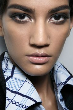Expert Tricks For the Bold Eyebrows of YourDreams...Love the eye makeup!