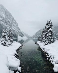 Удивительная зима, природа, пейзаж #фото #зима #природа
