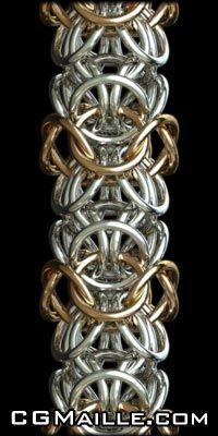 Chain mail tutorials.   Some great designs for all skill levels!