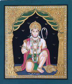 Tanjore Hanuman Pain