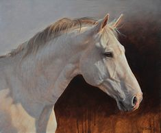 Saqquara horse portrait by Peter Stewart Oil Horse Sculpture, Animal Sculptures, Horse Drawings, Animal Drawings, Animal Paintings, Horse Paintings, Pastel Paintings, Mediums Of Art, Horse Portrait
