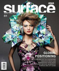 SURFACE Magazine Alex Prager October, 2015 Fashion Design, Architecture