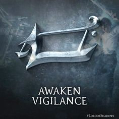 The third #Shadowhunter rune of the day is Awaken Vigilance! (@ShadowhunterBks)   Twitter