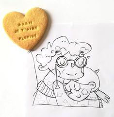 Fête des grand-mères : 5 idées cadeau de biscuits personnalisés