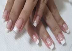 How To Do The Perfect French Manicure At Home