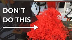 5 3D Printing Mistakes you WILL make - and how to avoid them! 3D Printin...