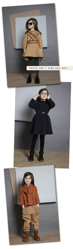 philip lim makes clothes for mini fashionistas (and wealthy moms)
