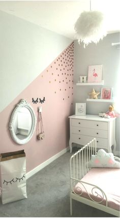 Teen Bedroom Ideas Develop an area loaded with individual expression inspired Big Girl Rooms Area Bedroom Develop expression Ideas individual Inspired loaded Teen Girl Bedroom Designs, Girls Bedroom, Bedroom Wall, Diy Bedroom Decor, Bedroom Ideas, Bed Room, Girls Room Paint, Cool Teen Bedrooms, Teen Bedding