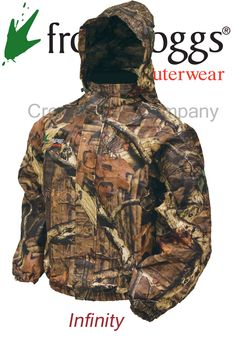 Camo Frogg Toggs Raingear Pro Action Suits