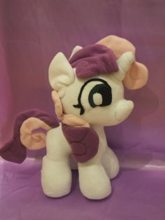 My Little Pony Friendship is Magic cutie baby by Kittyfoot, $109.99