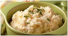 Ore-Ida - Recipes - Garlic Shallot Mashed Potatoes