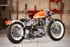 DP Customs Mele Motorcycle