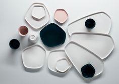 10 assiettes design Assiettes et gobelets Iittala X Issey Miyake, Myake Design Studio (Iittala)
