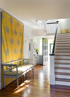 traditional hall by Andrew Suvalsky Designs