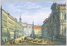 Prague, Malostranské náměstí
