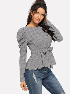 Girls Fashion Clothes, Latest Fashion Clothes, Fashion Dresses, Clothes For Women, Diva Fashion, Look Fashion, Blouse Styles, Blouse Designs, Style Feminin