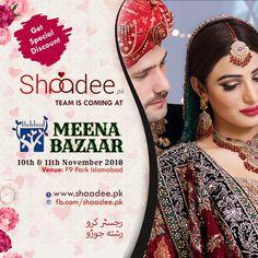 Shaadee Pk - Stall Activity in Safa Gold Mall, Islamabad, Pakistan
