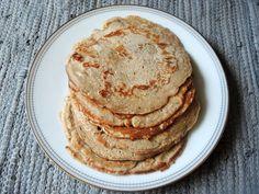 Histaminarmer Dinkelpfannkuchen - Rezept | kochenOHNE