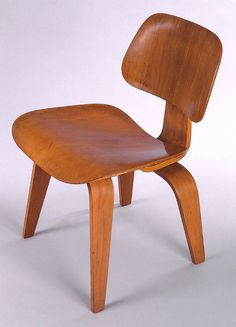 Eames DCW at the Smithsonian's Cooper Hewitt Museum
