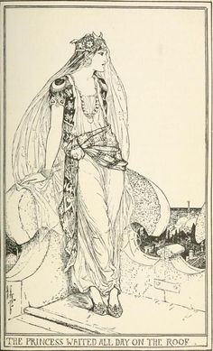 venusmilk:    The Pink Fairy BookIllustrations by Henry Justice Ford