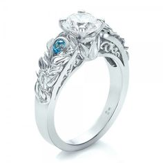 engagement ring. the setting is more important to me than the stone. doesnt even have to be diamond