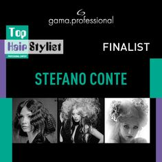 Stefano Conte finalista #Tophairstylist