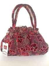 Purse Bag Beaded KAI LANG GUI XIU Framed Designer Fashion  Romantic Hip Party