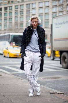 Fashion From the Waist Down: Street Style Edition  - HarpersBAZAAR.com