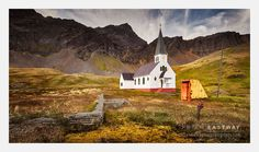 ***Grytviken Church (South Georgia Island) by Peter Eastway on Deception Island, South Georgia Island, Science Stations, Amazing Places On Earth, National Geographic Channel, Orkney Islands, Places Of Interest, End Of Summer, End Of The World