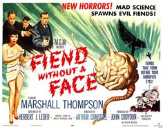 1958 ... Fiend without a Face   Flickr - Photo Sharing!