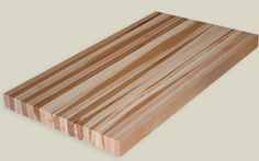 36 x 60 Hickory Butcher Block Countertop - $386.10 : Butcher Block Countertops | Wood Stair Treads