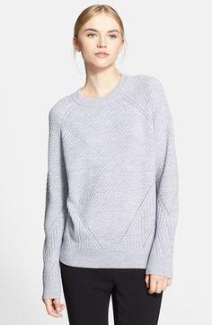{ cozy sweater }