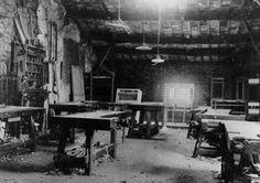 workshop in 1965 BottegaMichelangeli,Orvieto