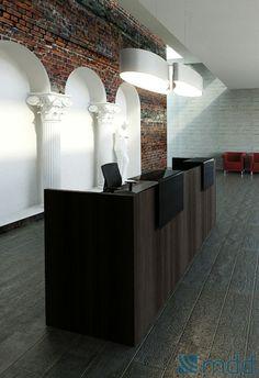 dritta reception desk