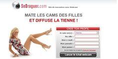Sedraguer.com: Plans cams pour mater ou pour s'exhiber