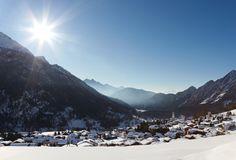 champoluc val d'aosta italy alpi