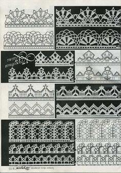 Duplet 115 Russian crochet patterns magazine