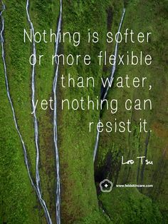 Fei'd natural skin care. Inspirational beauty quote.