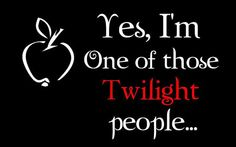And proud of it !!