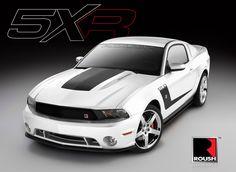 Ford and Mustang News - Mustang 360 Roush Mustang, 2012 Ford Mustang, Shelby Mustang, Shelby Gt500, Classic Chevy Trucks, Classic Cars, My Dream Car, Dream Cars, Custom Cars