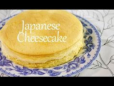 How to make light-as-a-cloud Japanese Cheesecake. It's also called Cotton Cheesecake and Souffle Cheesecake. Whatever it's called, it is delicious and not th...