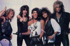 (RATT)- HARD, HEAVY & Remember this band?