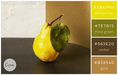 Naturally Elegant - Color makes a design come alive.