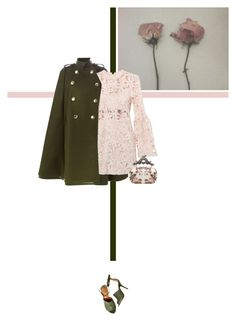 """25/365: First Day of Spring"" by liska-lis ❤ liked on Polyvore featuring moda, Givenchy, Sacai Luck e Alexander McQueen"
